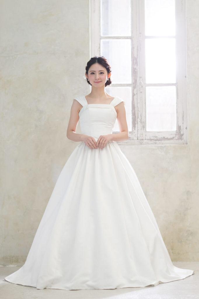 小さな結婚式プラン内ドレス3