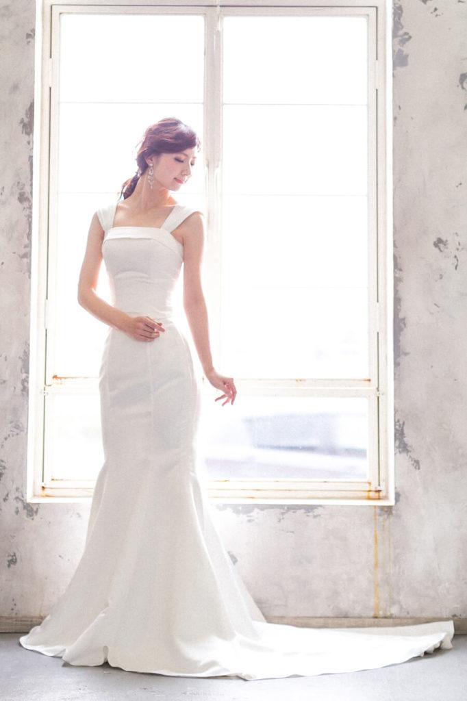 小さな結婚式プラン内ドレス4