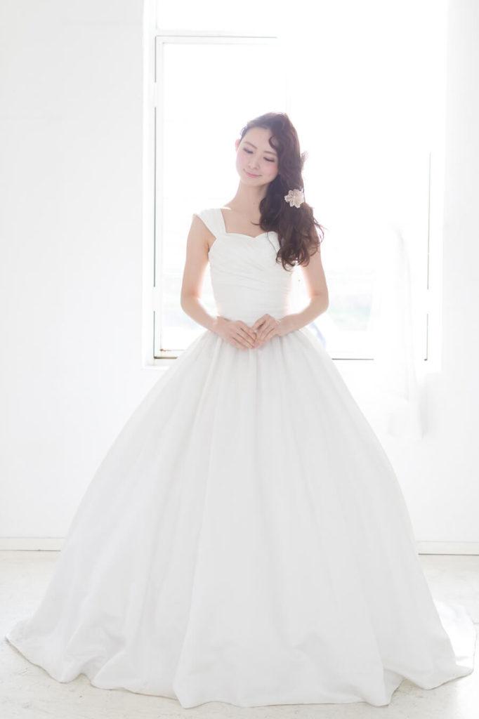 小さな結婚式プラン内ドレス5