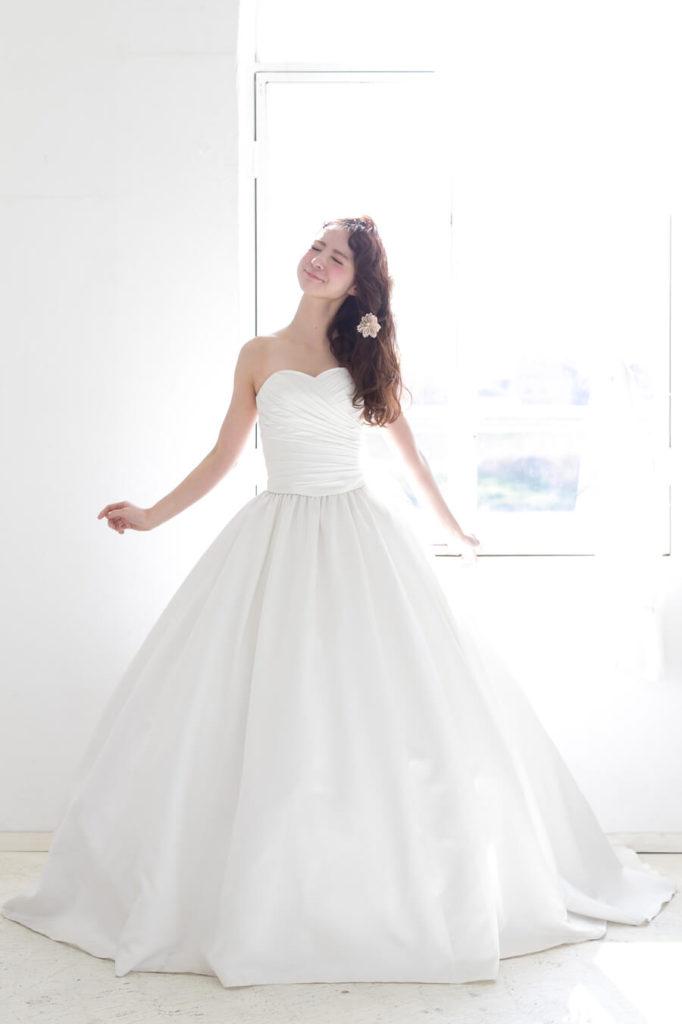 小さな結婚式のプランドレス2